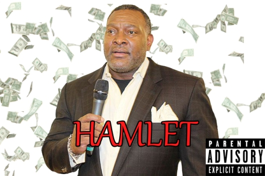 2 Anthony Hamlet mixtape cover art